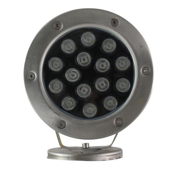 Đèn LED âm nước dạng có đế 15W (24V-AC) - Trang trí đài phun nước, hồ bơi,...