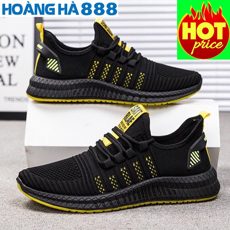 Giày Sneakers Nam Thể Thao, Phong Cách Hàn Quốc Hàng Đẹp - GN58, Thiết Kế Tỉ Mĩ Đẹp Mắt, Đế Cao Su Cao Cấp Chống Trơn Trượt Bất Ngờ Giảm Giá