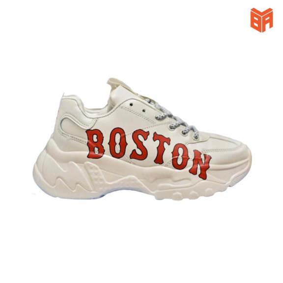Giày sneaker MLB Big Chunky P Boston giá rẻ