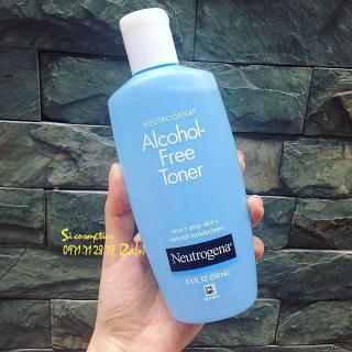 NƯỚC HOA HỒNG NEUTROGENA ALCOHOL-FREE TONER - 250ML thumbnail