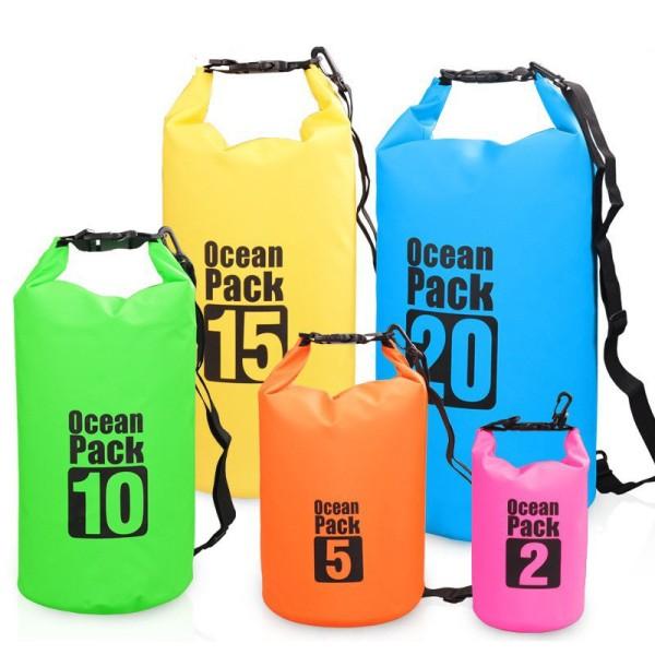 Túi Ocean Pack 10L, Chống nước, túi đi mưa chuyên dụng cho hoạt động du lịch biển, thể thao dưới nước