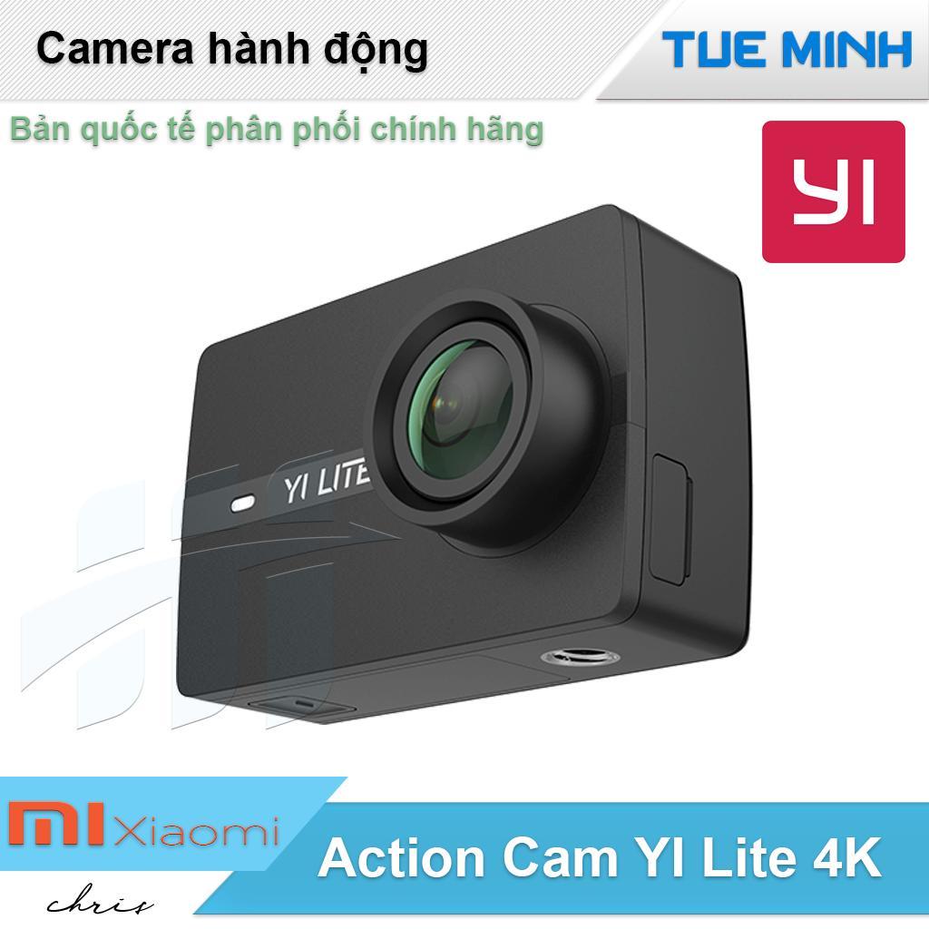 Camera hành động Xiaomi Action Cam YI Lite 4K Sport