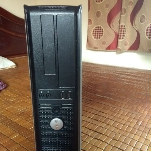 Máy tính Dell optiplex 380DT/780sff chipset g41 chạy ram3 CPU E5xxx/6xxx