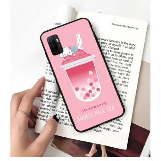 [HCM]Ốp lưng điện thoại Oppo A53 2020 A92 A91 A9 2020 A52 A51 A5 2020 A5S A31 A3S A12 A1K hình BST Trà Sữa thumbnail
