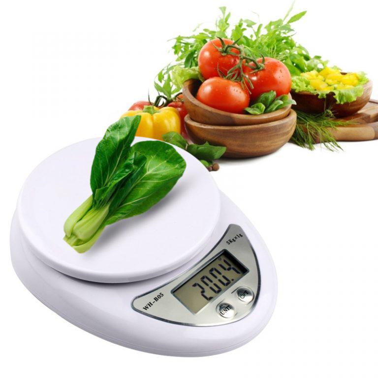 Cân Điện Tử Để Bàn B05 5kg – Cân Tiểu Ly Nhà Bếp