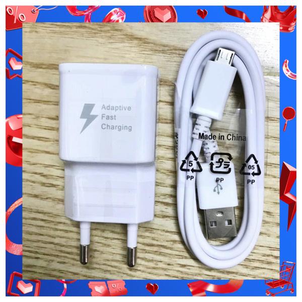 Bộ sạc nhanh Samsung 2A + kèm dây Micro USB