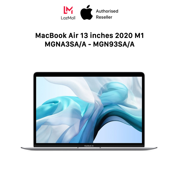Bảng giá MacBook Air 13 inches 2020 M1 - Genuine Apple - 100% New (Not Activated, Not Used) - 12 Months Warranty At Apple Service - 0% Installment Payment via Credit card Phong Vũ