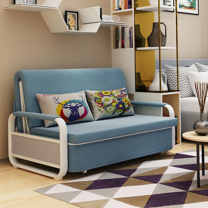 Giường Sofa Gấp Gọn Thành Ghế Cao Cấp - Giường Gập Gọn Giá Cực Cool