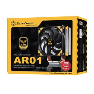 Tản nhiệt khí CPU SilverStone AR01 V3 thumbnail
