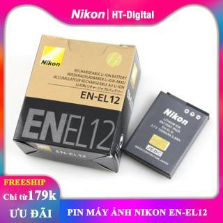 Pin máy ảnh Nikon EN-EL12 thumbnail