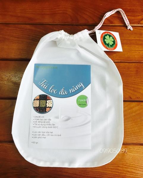 Túi lọc sữa đậu nành, sữa hạt, hữu cơ nhiều cỡ để chọn