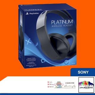 Tai nghe PS4 Wireless Headset 7.1 Gold - Platium thumbnail