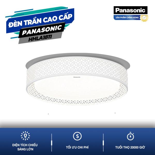 Đèn Trần LED PANASONIC 21W Đổi Màu Ánh Sáng HHLA1811