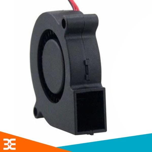 Quạt Sên 12VDC 5x5x1.5cm 2800RPM
