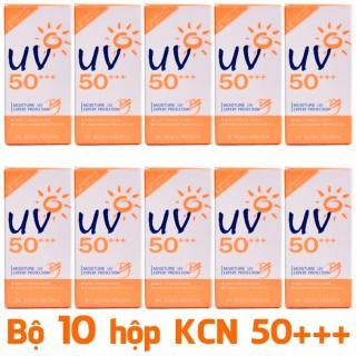 Bộ 10 hộp kem chống nắng Eliza Helena UV50++ Thái Lan thumbnail