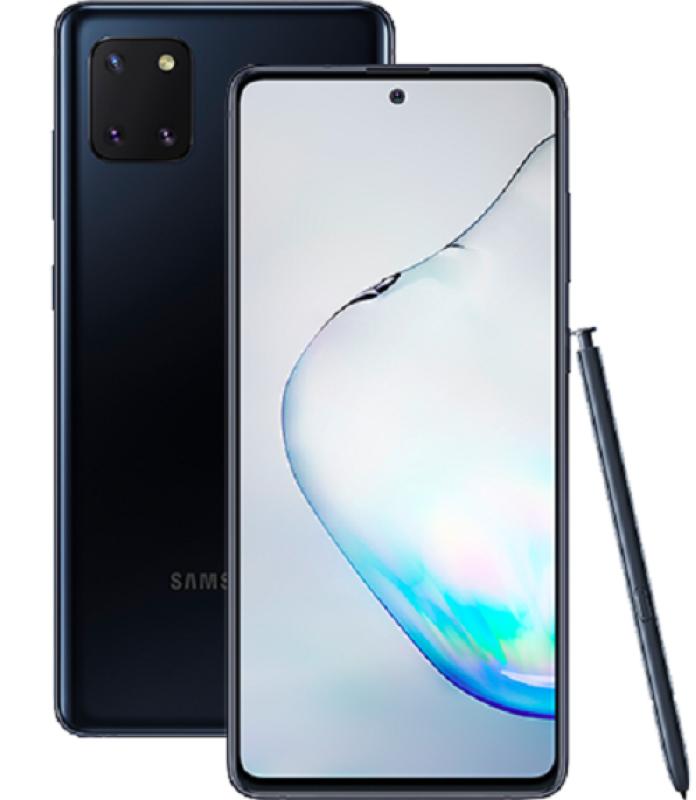 Điện thoại Samsung Galaxy Note 10 Lite 8GB 128GB - Hàng chính hãng