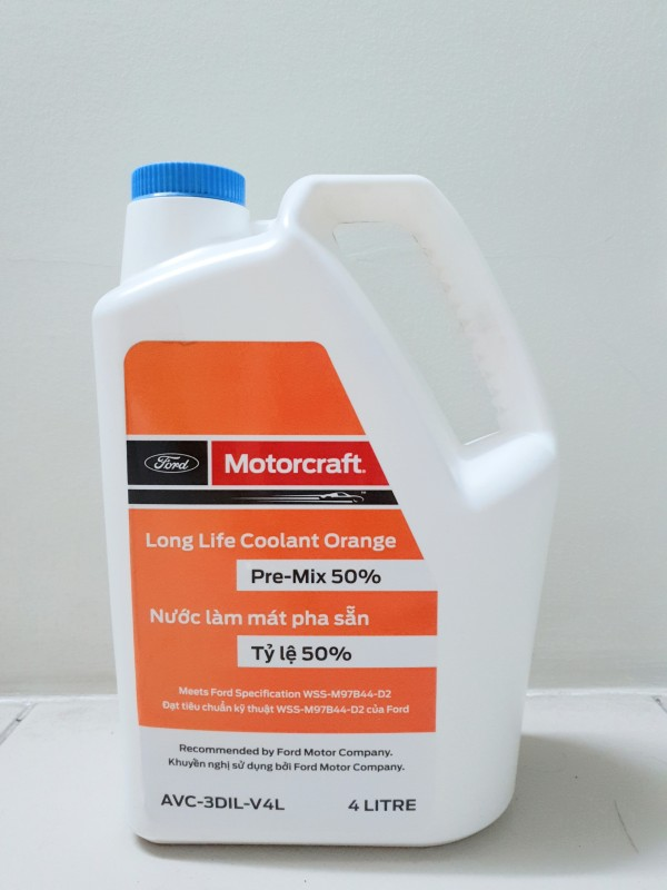 Nước làm mát động cơ FORD MOTORCAFT