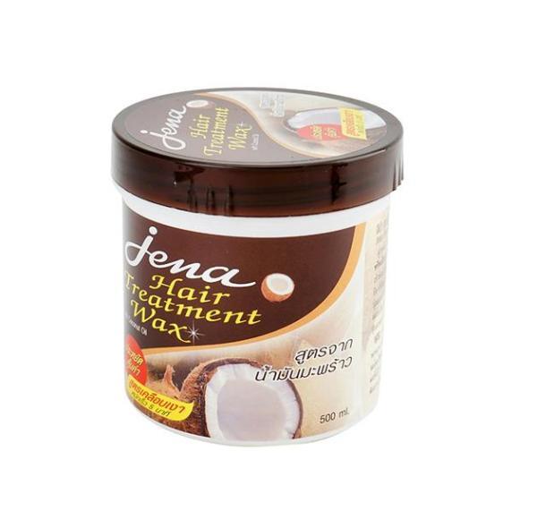Kem ủ tóc tinh chất bơ và dầu dừa JENA cao cấp