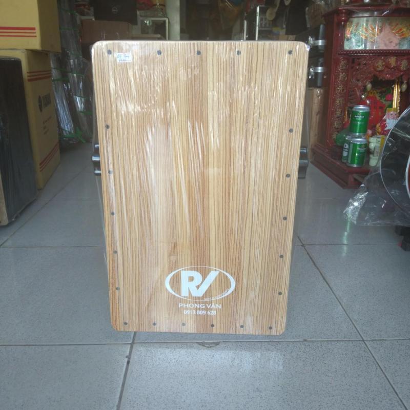 Trống cajon gỗ thông có EQ