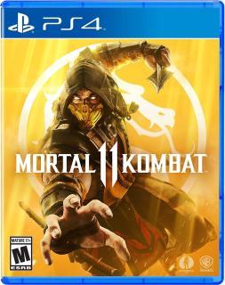 [Nhập mã EXCLUSIVE giảm 10%] GAME PS4 - MORTAL KOMBAT 11 thumbnail