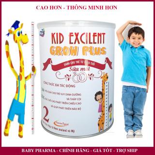 Sữa công thức tăng chiều cao, phát triển trí não cho trẻ IQ Plus 900g thumbnail