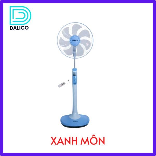 [HCM]Quạt đứng điều khiển từ xa DR1608 Senko/quạt đứng có remote điều khiển/quạt đứng Senko