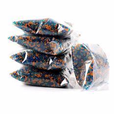 Hình ảnh 01 bọc 10.000 hạt nở gel Orbeez (Size 7 - 8mm) - Màu sắc ngẫu nhiên