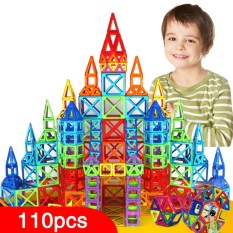 Hình ảnh 110-Piece Mini Magnetic Designer Construction Set Model - intl