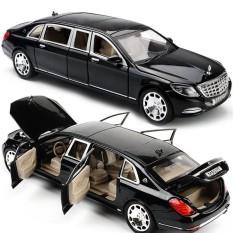 Hình ảnh Mô hình 1:24 Mercedes Maybach S600