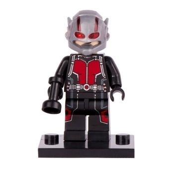 Khuyến mãi mới 1 cái Ant-Man Minifigures Khối Xây Sinh Nhật Avengers Cho KidsLego-quốc tế flash sale - Giá chỉ 244.822đ