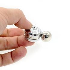 Hình ảnh 1 cái Tàu Quỹ Đạo Fidget Spinner Từ Tay Spinner Lăn Con Quay Hồi Chuyển sự Tập Trung Đồ Chơi Quà Tặng-intl