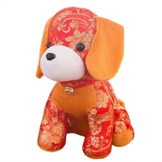Hình ảnh 2018 Dog of the year of the dog 2018 New Year gift For kids factory wholesale 50cm - intl
