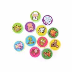 Hình ảnh 20 gam Pha Lê Từ Màu Đất Sét chất nhờn Bùn cho trẻ em Đồ Chơi Thú Vị Thông Minh phát triển Tay Kẹo Cao Su Họ Nhựa Bùn Cao Su playdough-quốc tế