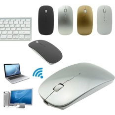 Hình ảnh 2.4GHZ 1600 DPI Wireless Mouse rechargeable Mice 8m Wireless range distance - intl