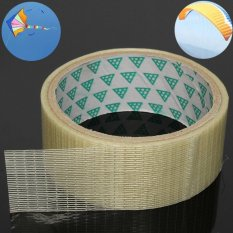 Hình ảnh 3.5x5M/1.4''x196.9'' One Roll Waterproof Kite Repair Patch Tape Patch Tear Aid - intl