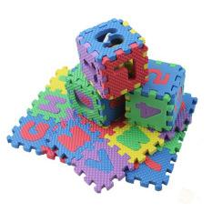 Hình ảnh Bộ đồ chơi xếp hình cho trẻ 3 bảng chữ cái và số (Intl)