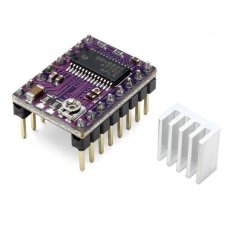Hình ảnh 3D Máy In Stepstick DRV8825 Bước Điều Khiển Reprap 4 Lớp PCB-quốc tế