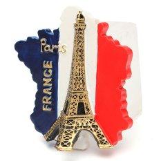 Hình ảnh 3D Nhựa Tháp Eiffel Paris Tủ Lạnh Nam Châm Du Lịch Lưu Niệm Yêu Thích Du Lịch-quốc tế