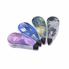 Hình ảnh 4pcs/Set Star Sky Decorative Correction Tape Stationery School Office Supplies - intl