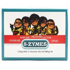 5 - ZYMES (dành cho trẻ biếng ăn, hỗ trợ tiêu hóa)