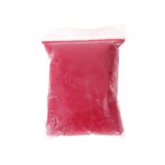 50g Baby Care Air Drying Soft Clay Baby Handprint Footprint Imprint Kit Casting Fuchsia - intl