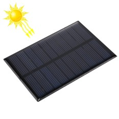 Hình ảnh 5V 0.8W 150mAh DIY Sun Power Battery Solar Panel Module Cell, Size: 99x 69mm - intl