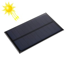 Hình ảnh 5V 1.2W 200mAh DIY Sun Power Battery Solar Panel Module Cell, Size: 110 X 69mm - intl