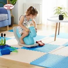 Hình ảnh 8 cái bé Bọt Xốp EVA Chơi Xếp Hình/lót Lồng Vào Nhau Tập Thể Dục Ốp Thảm Lót Sàn Thảm cho Bé, mỗi 60 cm X 60 cm x 1.2 cm Dày-quốc tế
