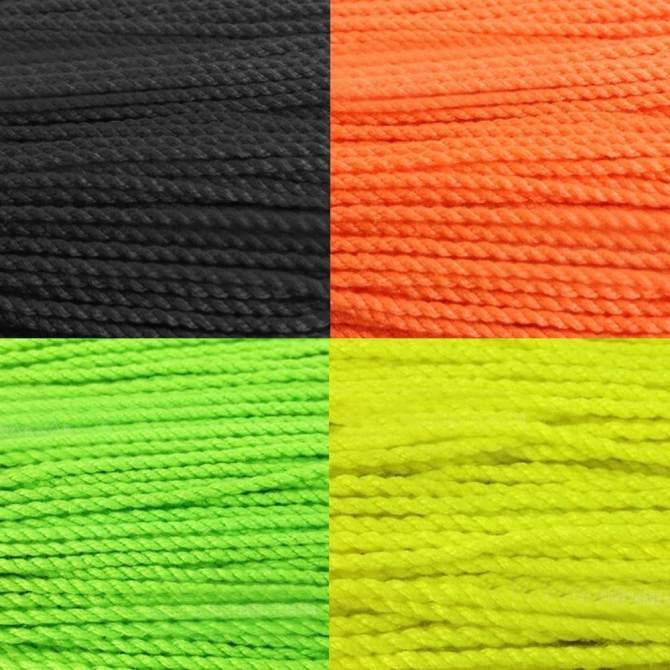 Hình ảnh 80 cái Yoyo Dây Polyester Thay Thế Yoyo Dây cho Trẻ Em Người Lớn Phối Màu-quốc tế