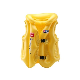 Adjustable Pool Float Life Vest Swiwmsuit Child Swimming Drifting Safety Vests (S) - intl thumbnail