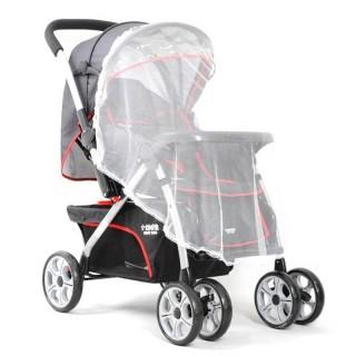 Lưới xe đẩy em bé chống côn trùng Anmart giúp chống muỗi (Không bao gồm xe đẩy) thumbnail