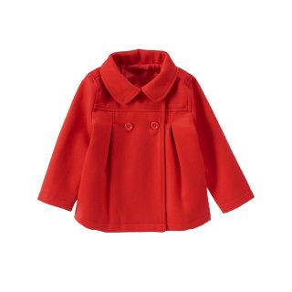 Áo khoác dạ lót lụa Crazy8 34602 (Đỏ) thumbnail