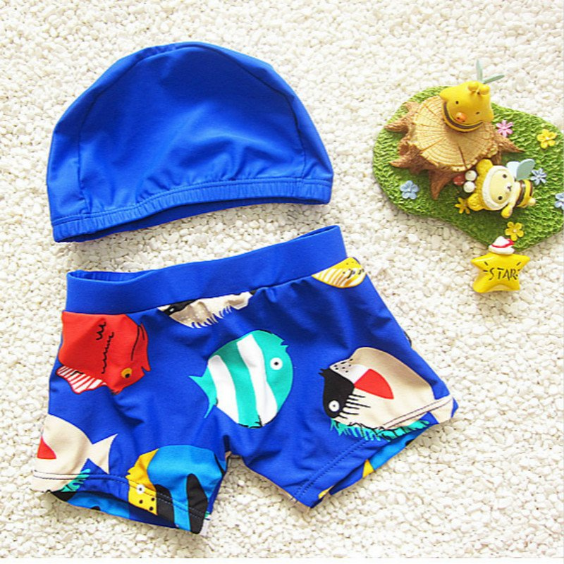 Bé Trai Bé Bơi Miếng Quần Bơi Và Bộ Đội Trẻ Em Tắm Trang Phục
