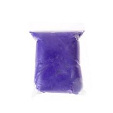Baby Care Air Drying Soft Clay Baby Handprint Footprint Imprint Kit Casting Purple - intl
